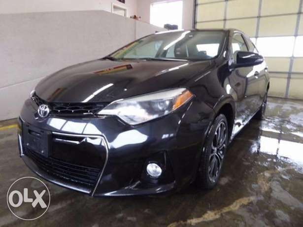 Nice 2015 Toyota Corolla for sale