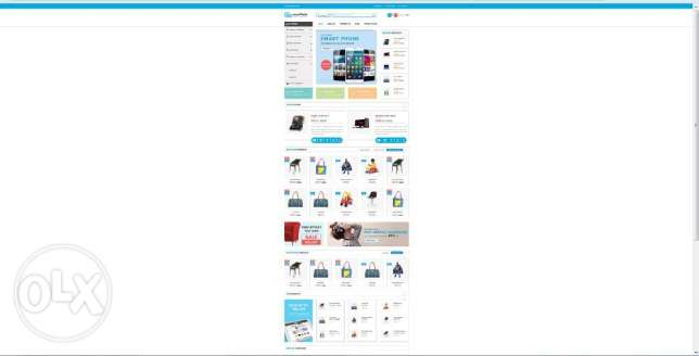 commerce Website for Sale at JOD 199 ONLY عمان -  4