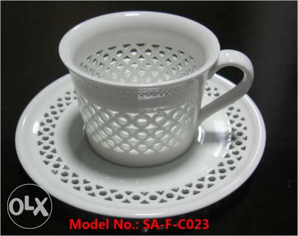 Porcelain Cup for Wholesale